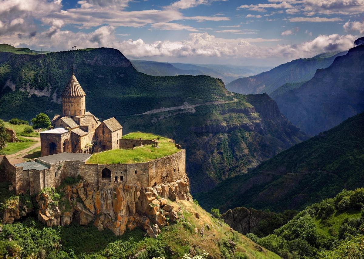 Georgia y Armenia - 04 de Mayo